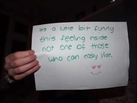 Ellie Goulding-your song lyrics