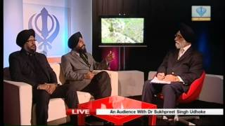 Part 1 - 11.01.2014 Audience With Dr. Udhoke abt Zorawar Singh (Documentary)