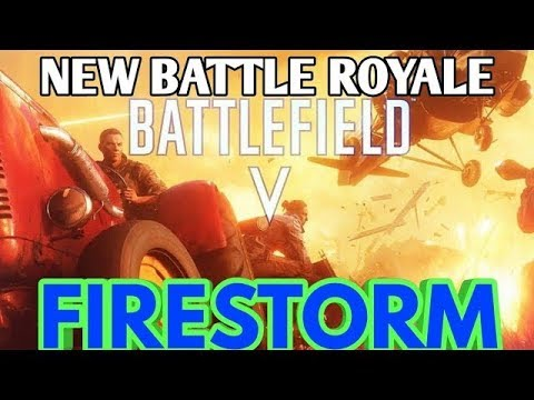 NEW UPDATE | NEW BR | BATTLEFIELD V BR | THE NEW PUBG? thumbnail