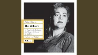 Die Walkure: Act III Scene 3: Nicht streb, o Maid (Wotan, Brunnhilde)