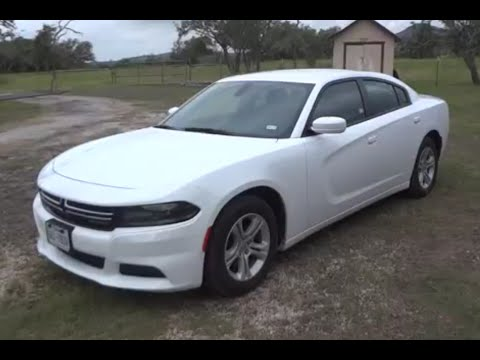 2016 Dodge Charger Se Review