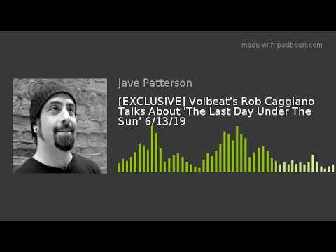 Rob Caggiano Says Volbeat Is 'More Comfortable Now As A Lineup And