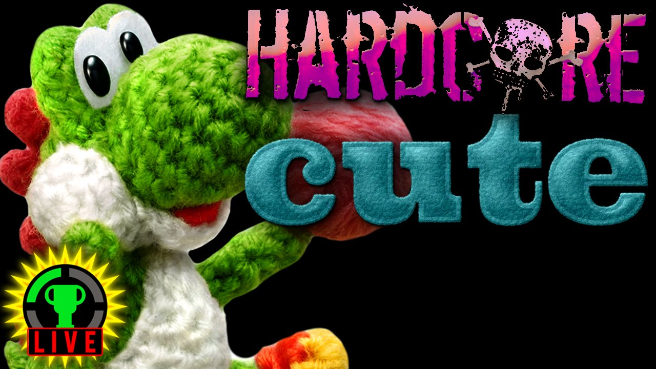 GT Live: Yoshi's Woolly World is Hardcore CUTE! - GT Live: Yoshi's Woolly World is Hardcore CUTE!