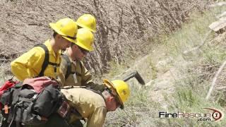 FIREGROUND:  Wildland Firefighting