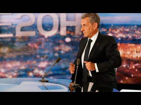 Condamné, Nicolas Sarkozy Dénonce Une