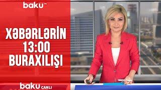 Xəbərlərin - 13:00 buraxılışı (09.03.2020)