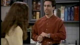 Seinfeld - Jerry Seinfeld on Lactose Intolerance
