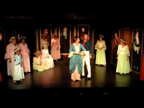 Ruddigore - Act 2 Opening Scenes