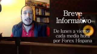 Breve Informativo - Noticias Forex del 15 de Febrero 2017