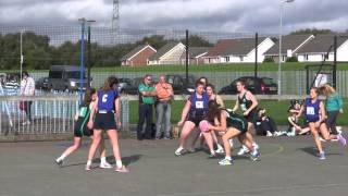 Gowerton School vs Matthew Flinders Netball