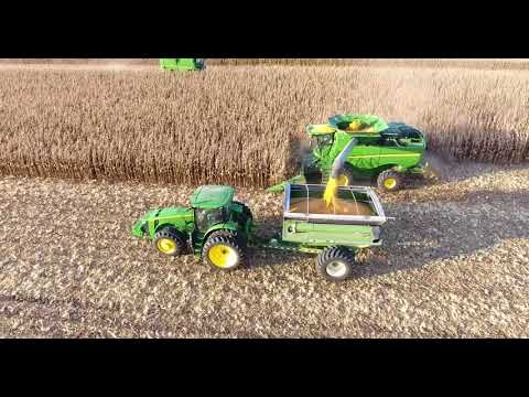 Hoffman Farms 2017 Harvest - Whatever Makes You Country