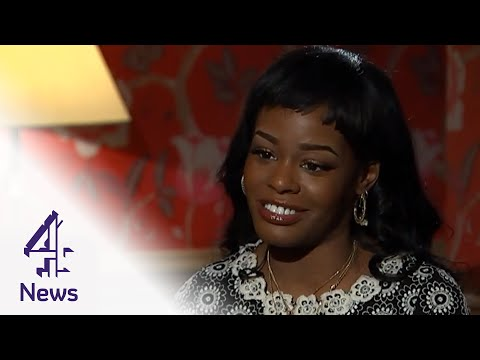 Azealia Banks on white hip-hop & #blacklivesmatter | Channel 4 News