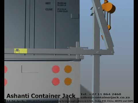 You Tube- Awardwinning Product for Delivering Containers