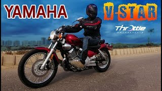 Yamaha V-Star 250 at Throttle Motorsports
