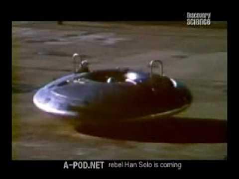 UFO Avro Car