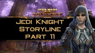 SWTOR Jedi Knight Storyline part 11: Guided by the Force