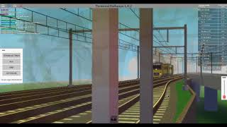 Trainspotting at Northwell (Terminal Railways - ROBLOX)