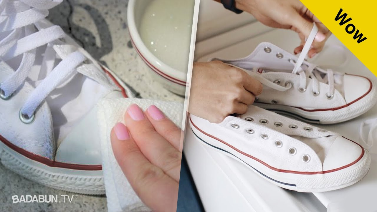 91d1835a4379a 9 trucos para que tus zapatos siempre luzcan como nuevos - YouTube