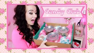 Candy Club Unboxing
