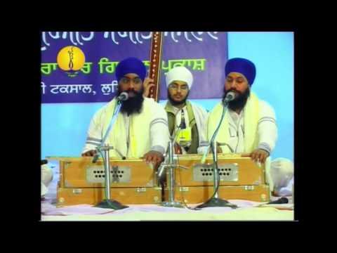 Adutti Gurmat Sangeet Samellan 2007 :  Bhai Harbaljit Singh ji Saket