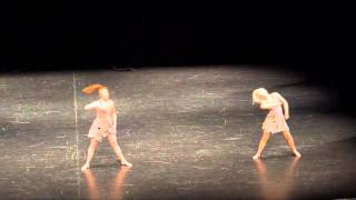 Contemporary dance duo Radioactive