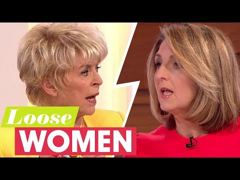 Kaye and Gloria Face Off Over the Continuing Care of Charlie Gard | Loose Women