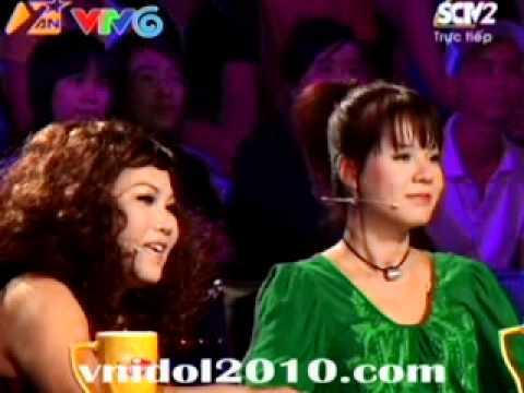 Gala 3 - Uyên Linh - Lời Của Ánh Mắt - SBD 08