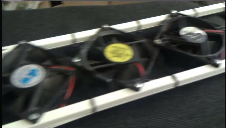 Вентилятор для охлаждения аквариума своими руками