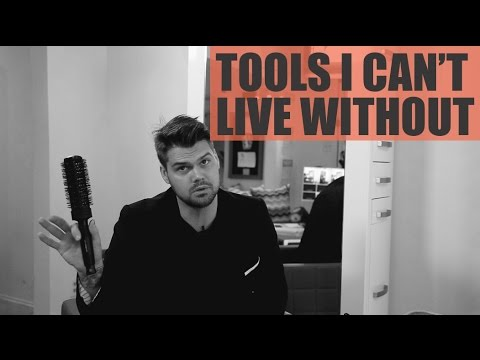 HAIR TOOLS I CAN'T LIVE WITHOUT! My Favorite Professional Salon Tools