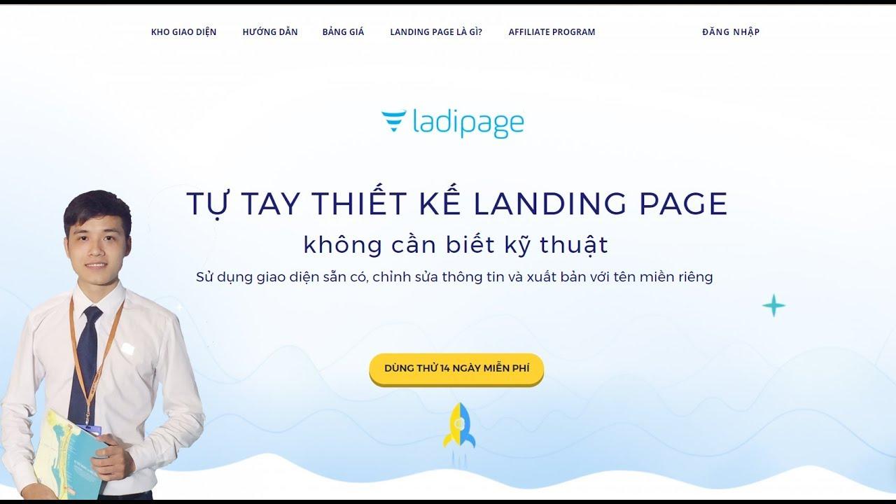 Hướng dẫn tạo Landing Page CẦM TAY CHỈ VIỆC từ A-Z   P1   Duy Nguyễn BĐS