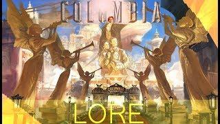 Bioshock Lore - The City of Columbia