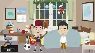 BB-Ki Vines-lustige Animierte Cartoon - Paarak Chalo von Bhuvan Bam