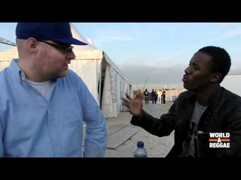 Romain Virgo Interview - Amsterdam Reggae Festival 2011
