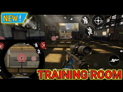 COD Mobile Training Room | Training Mode New Update in COD Mobile | Training Mode Gameplay