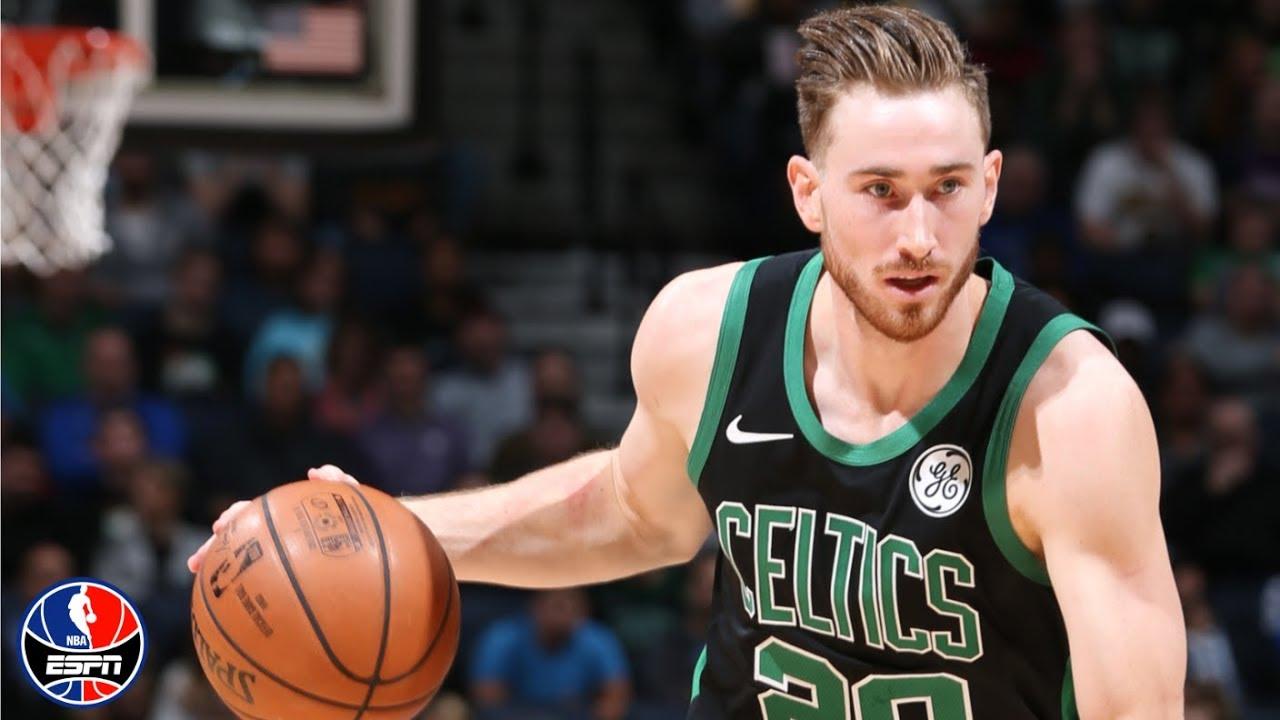 Gordon Hayward's season-best 30 points leads Celtics past Timberwolves | NBA Highlights