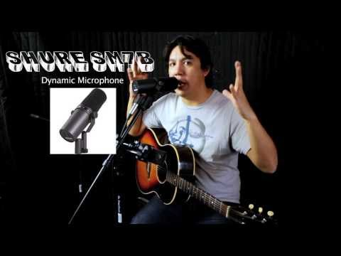 How to Record Your Voice & Guitar at the Same Time - Sound Recording and Reproduction