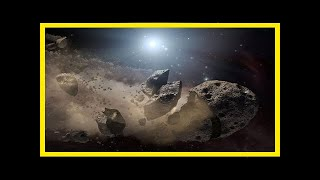 Breaking News | Scientists spot odd pair of asteroids locked in a watery dance