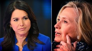 """Tulsi Gabbard Hits Back HARD After Hillary Clinton Smears Her as """"Russian Asset"""""""