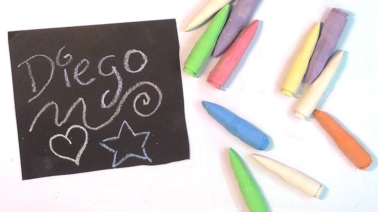 C mo hacer pintura para pizarra chalk paint youtube - Pintura para hacer pizarra ...