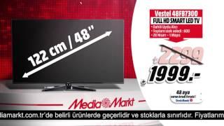 Vestel 48 inç Full HD Smart LED TV Rakipsiz Fiyatla MediaMarkt'ta! | MediaMarkt