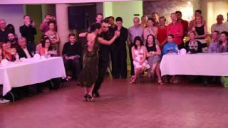 Jonathan Saavedra & Clarisa Aragon (3) - Toronto Tango Festival 2016