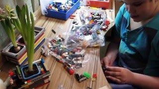 Подставка для цветов! Как можно сделать из Лего! 2 часть!(Хотите удивить свою любимую бабушку и сделать ей оригинальный подарок своими руками? Мы продолжаем рассказ..., 2016-03-13T09:44:18.000Z)