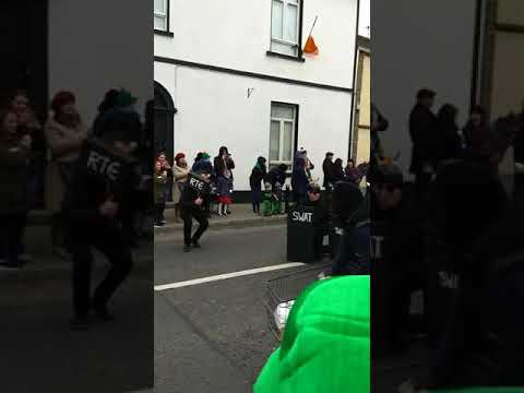 #StPatricksDay in Ireland. Tallaght thugs