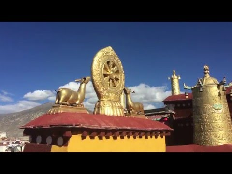 Tibet - Lhasa to Everest Base Camp and Back (Oct 2015)