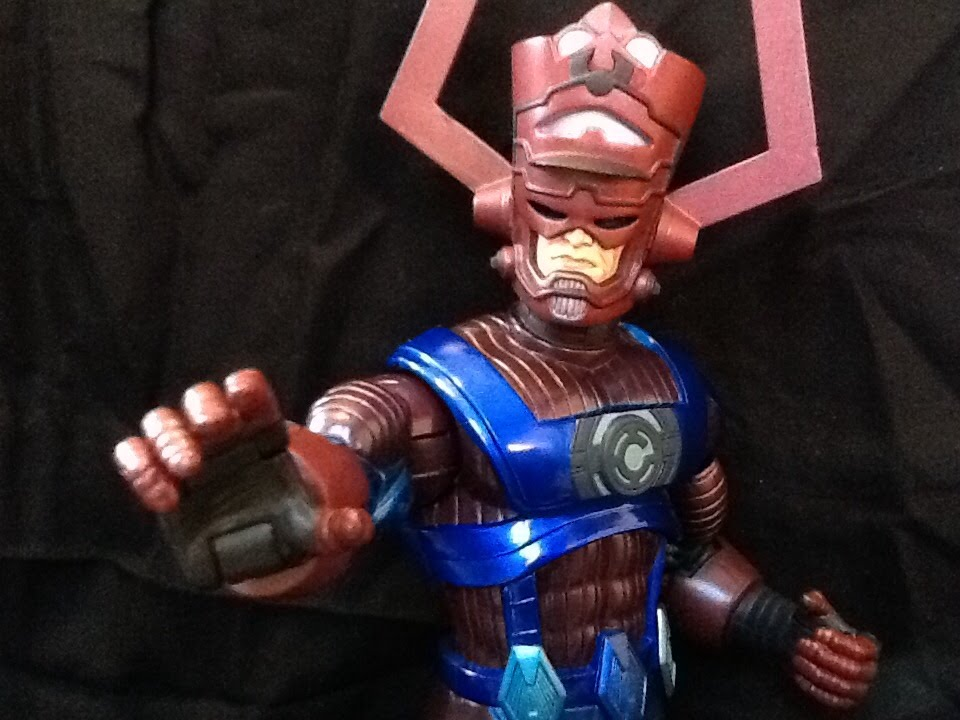 Image result for Build-A-Figure Galactus Series