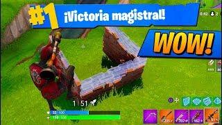 NADIE LO ESPERABA!! FORTNITE: Battle Royale