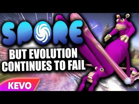 Spore but evolution continues to fail thumbnail