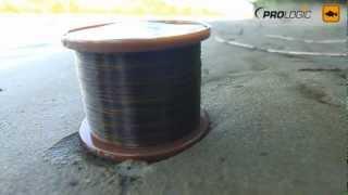 Prologic XLNT HP Monofilament Line video