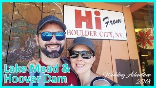Our Wedding Adventure - Day 3 - Boulder City, Lake Mead & Hoover Dam