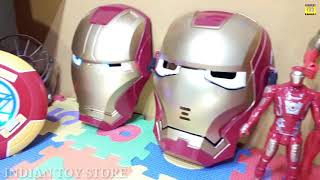 The Avengers Infinity 🗽Iron Man Toy Set | Review And Unboxing | Indian Toy Store |